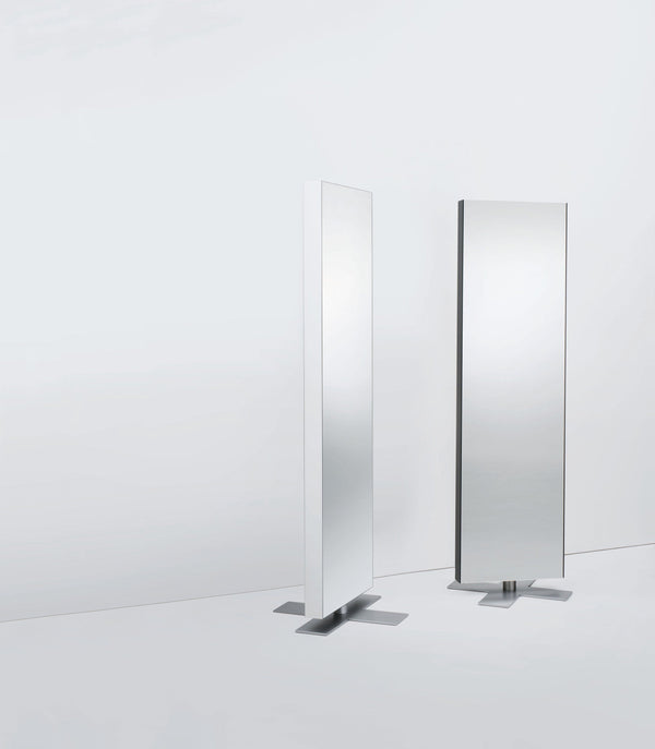 Giano a Stelo - Mirror by Glas Italia | JANGEORGe Interior Design