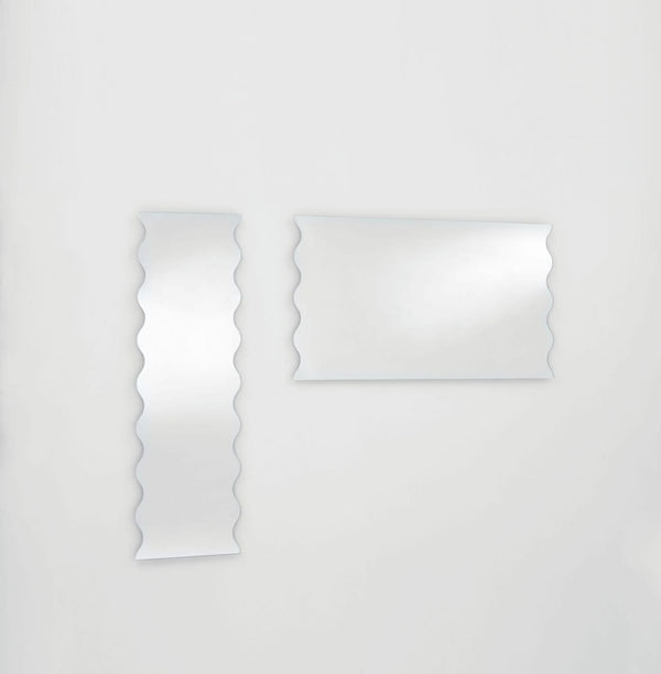 Onda - Mirror by Glas Italia | JANGEORGe Interior Design