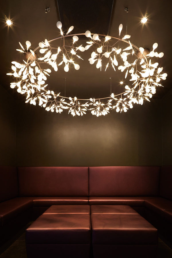 Heracleum The Big O - Suspension lamp by Moooi | JANGEORGe Interior Design
