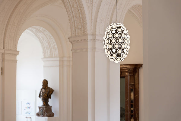 Iconic Eyes - Suspension lamp by Moooi | JANGEORGe Interior Design