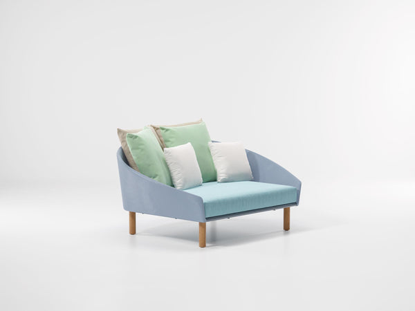 Bitta - Daybed by Kettal | JANGEORGe Interior Design