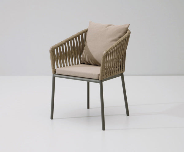 Bitta - Dining Armchair by Kettal | JANGEORGe Interior Design