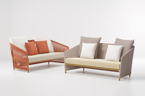 Bitta Lounge - 2-Seater Sofa by Kettal | JANGEORGe Interior Design