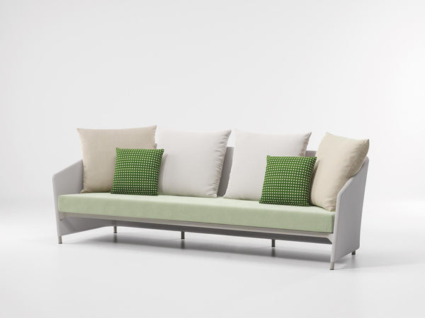Bitta Lounge - 3-Seater Sofa by Kettal | JANGEORGe Interior Design