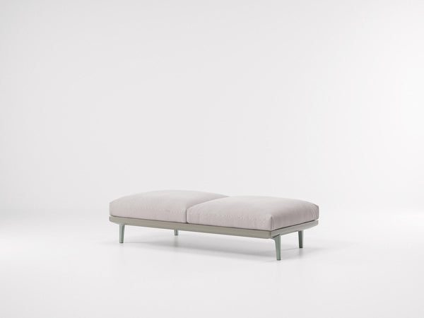 Boma - 2-Seater Bench by Kettal | JANGEORGe Interior Design