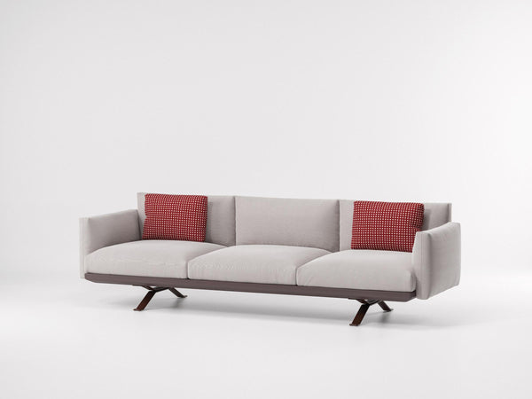 Boma - 3-Seater Sofa by Kettal | JANGEORGe Interior Design