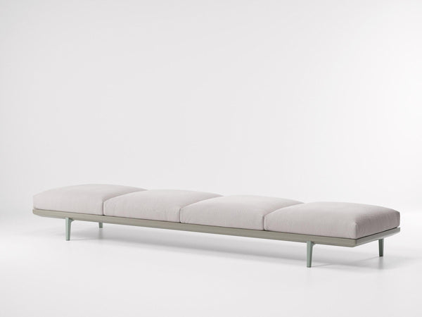 Boma - 4-Seater Bench by Kettal | JANGEORGe Interior Design