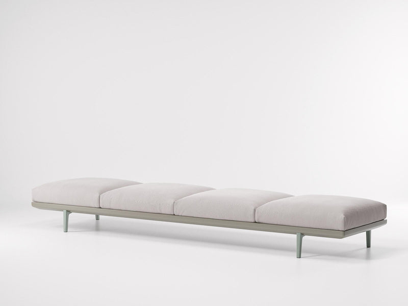 Boma - 4-Seater bench | Kettal | JANGEORGe Interior Design