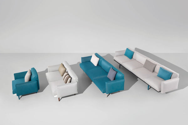 Boma - 4-Seater Sofa by Kettal | JANGEORGe Interior Design