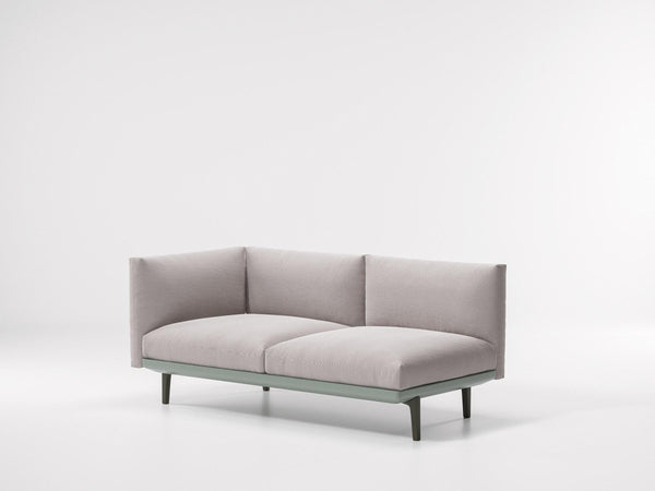 Boma - Left Corner 2-Seater Connection by Kettal | JANGEORGe Interior Design