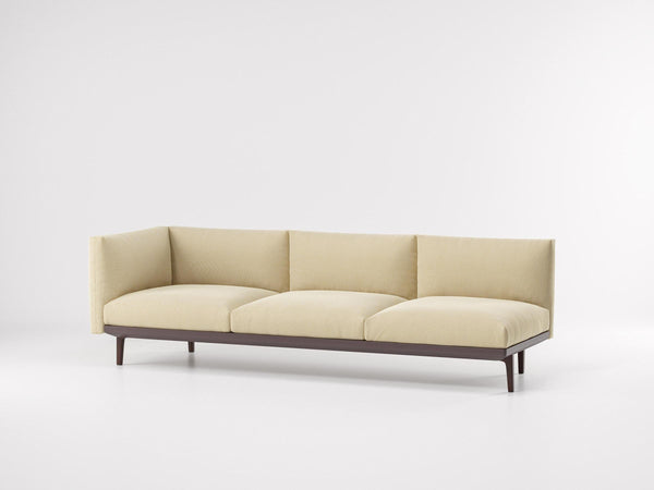 Boma - Left Corner 3-Seater Connection by Kettal | JANGEORGe Interior Design
