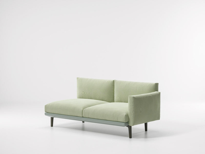 Boma - Right Corner 2-Seater End by Kettal | JANGEORGe Interior Design