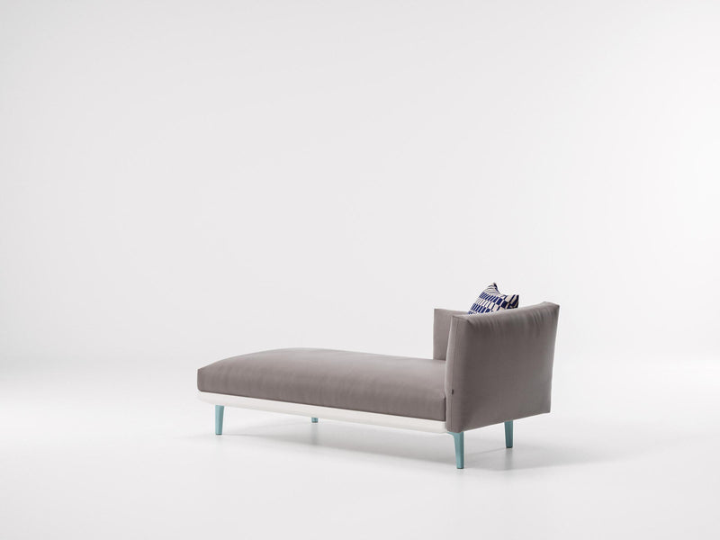 Boma - Right daybed | Kettal | JANGEORGe Interior Design