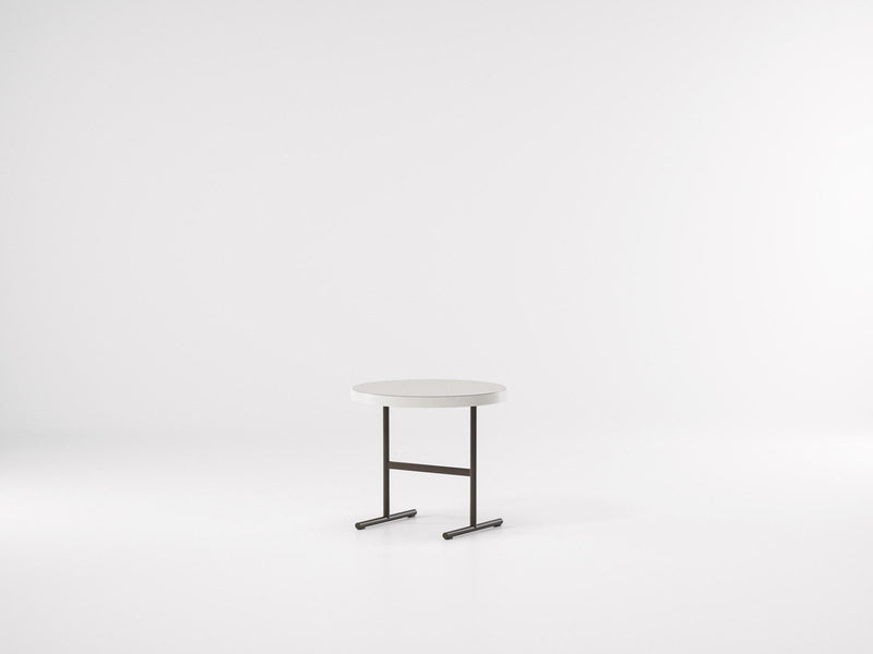 Boma - Side table Ø61 | Kettal | JANGEORGe Interior Design