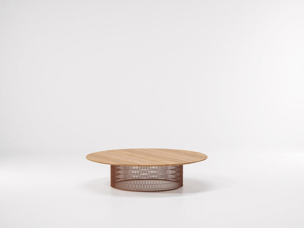 Mesh - Centre Table ø135 by Kettal | JANGEORGe Interior Design