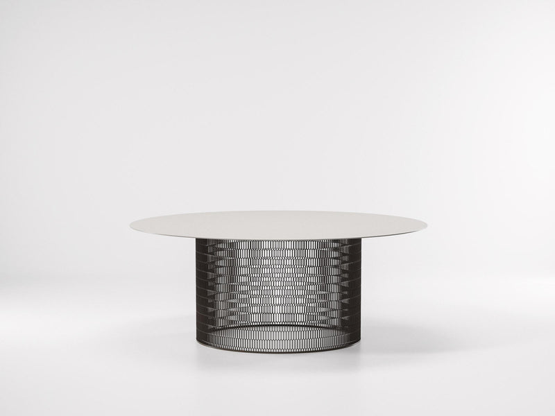 Mesh - Dining Table ø180 | Kettal | JANGEORGe Interior Design
