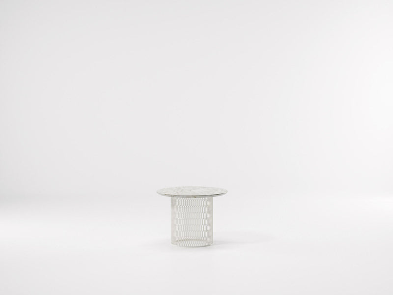 Mesh - Side Table ø60 | Kettal | JANGEORGe Interior Design