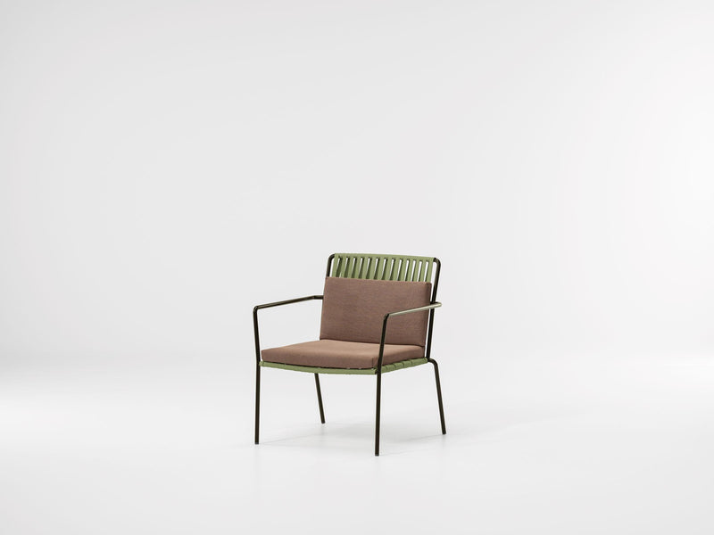 Net - Light Club Armchair | Kettal | JANGEORGe Interior Design