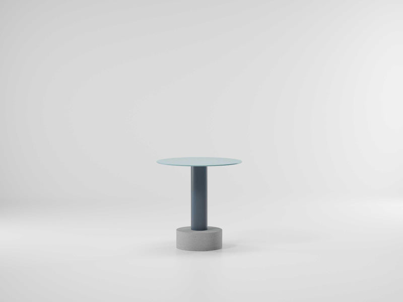 Roll - Side Table ø48 | Kettal | JANGEORGe Interior Design