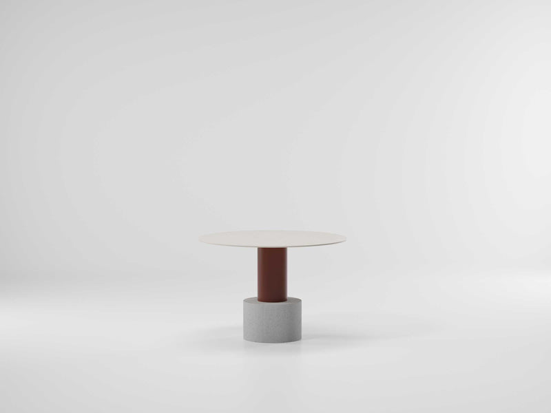 Roll - Side Table ø60 | Kettal | JANGEORGe Interior Design