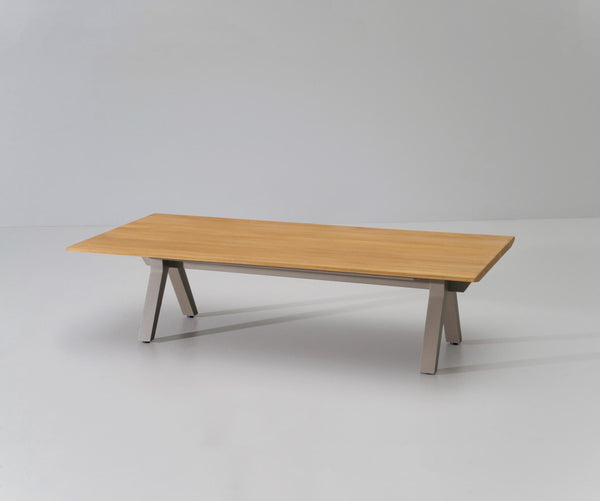 Vieques - Centre Table 140x63 by Kettal | JANGEORGe Interior Design
