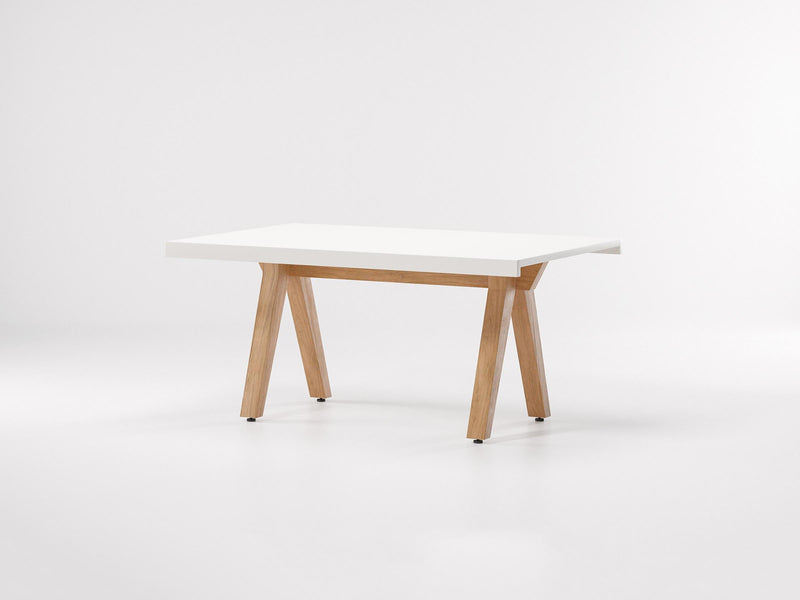 Vieques - Dining Table 160x100 | Kettal | JANGEORGe Interior Design