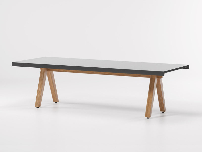 Vieques - Dining Table 270x100 | Kettal | JANGEORGe Interior Design