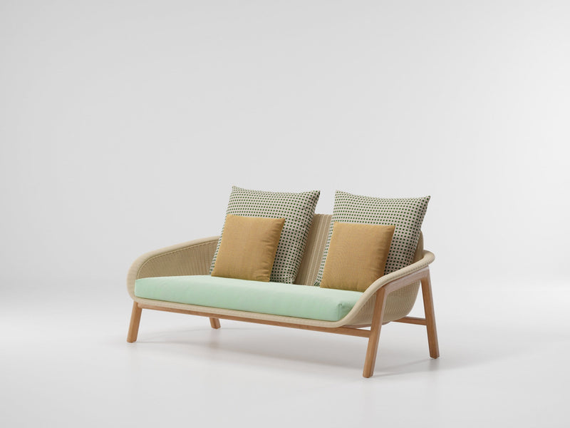 Vimini - 2 Place Sofa by Kettal | JANGEORGe Interior Design