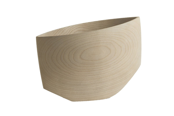 Vaso wood - Vase by Kose Milano | JANGEORGe Interior Design