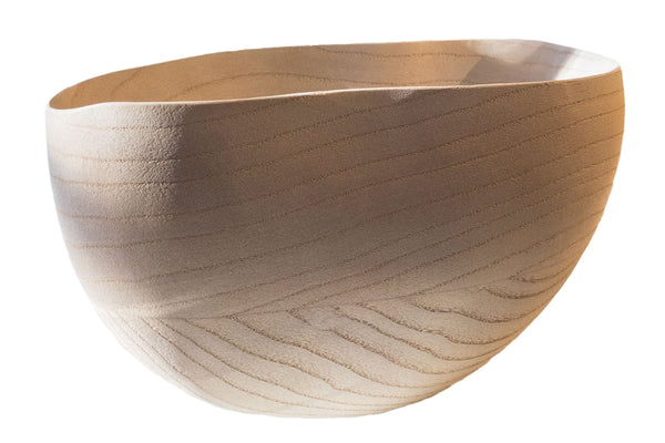 Natural Wooden Bowl | Kose Milano | JANGEORGe Interior Design