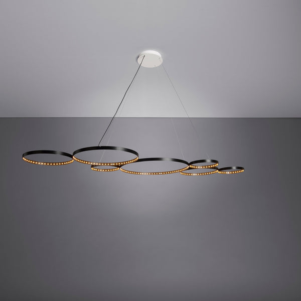 Ultra 8 Suspension Light | Le Deun | JANGEORGe Interior Design