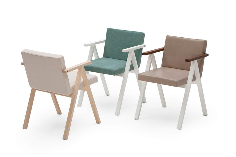 Model D - Dining Chair | Linteloo | JANGEORGe Interior Design
