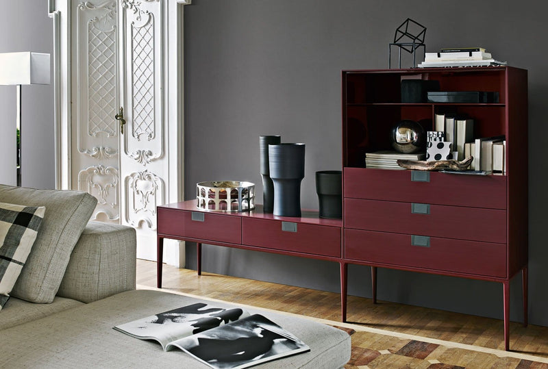 Alcor - Storage unit by Maxalto | JANGEORGe Interior Design