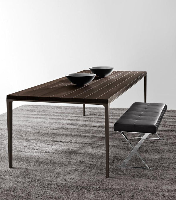Antares - Table by Maxalto | JANGEORGe Interior Design