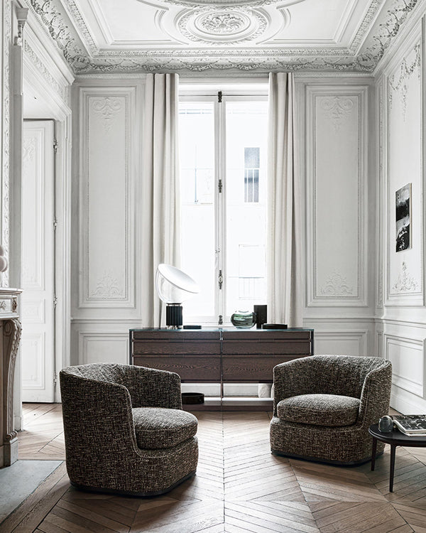 Apollo Armchair | Maxalto | JANGEORGe Interior Design