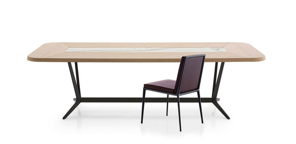 Astrum - Table by Maxalto | JANGEORGe Interior Design