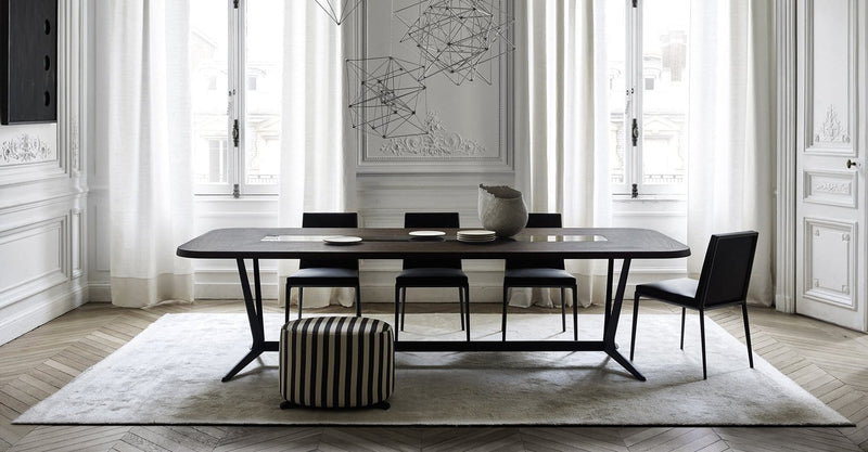 Astrum Table | Maxalto | JANGEORGe Interior Design