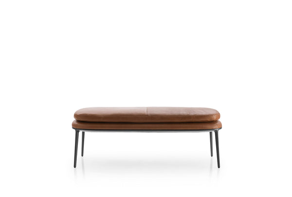 Caratos Bench | Maxalto | JANGEORGe Interior Design