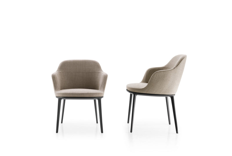 Caratos Chair | Maxalto | JANGEORGe Interior Design