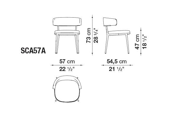 Caratos - Chair