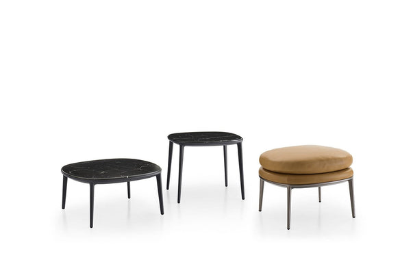 Caratos - Small Table by Maxalto | JANGEORGe Interior Design