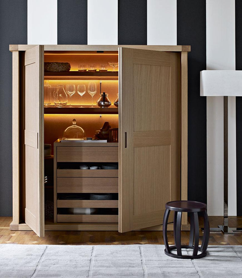 Convivium Storage Unit | Maxalto | JANGEORGe Interior Design