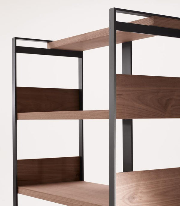Eracle - Bookcase by Maxalto | JANGEORGe Interior Design