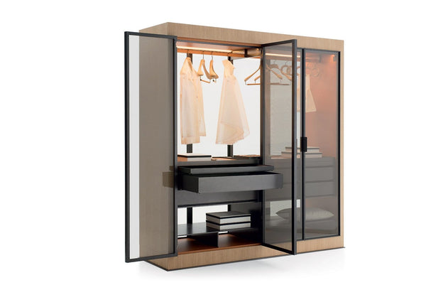 Eracle - Wardrobe by Maxalto | JANGEORGe Interior Design