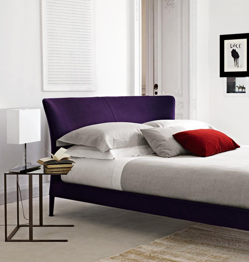 Febo - Bed by Maxalto | JANGEORGe Interior Design