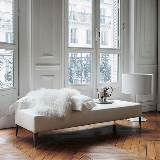 Filemone Bench | Maxalto | JANGEORGe Interior Design