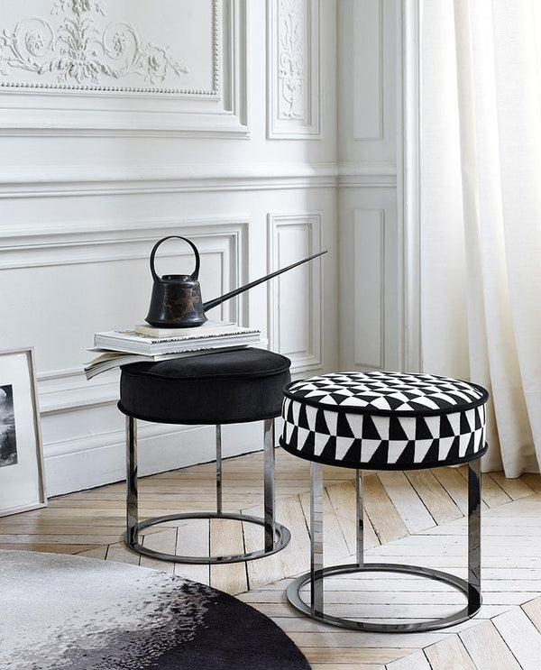 Lithos Stool | Maxalto | JANGEORGe Interior Design
