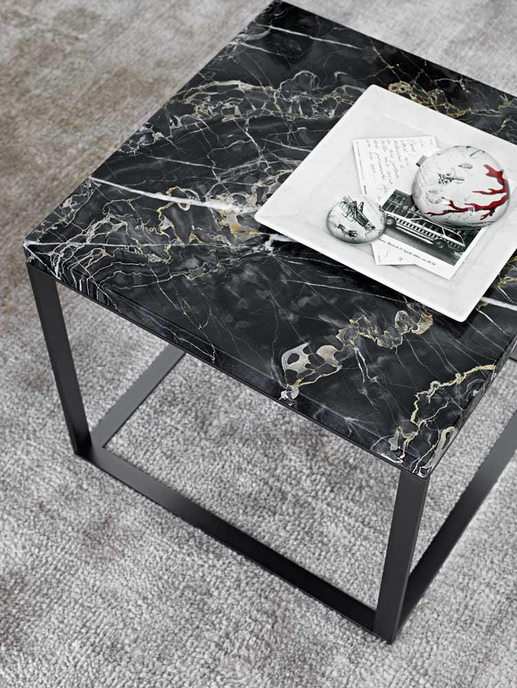 Lithos - Small Table by Maxalto | JANGEORGe Interior Design