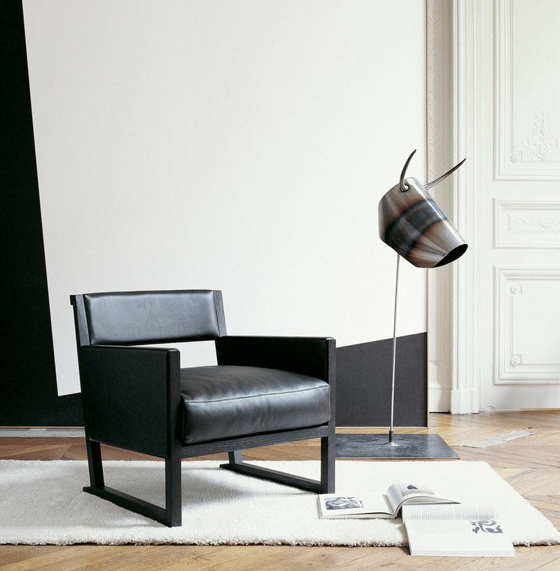 Musa - Armchair by Maxalto | JANGEORGe Interior Design