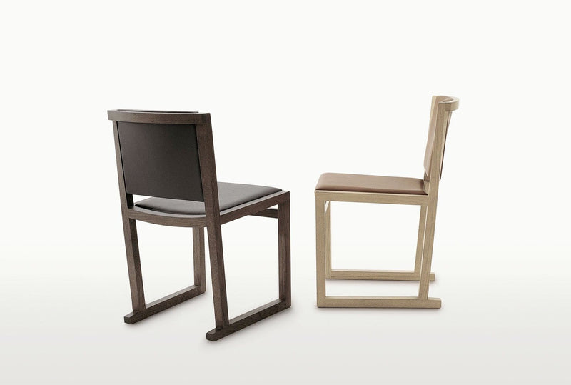 Musa Chair | Maxalto | JANGEORGe Interior Design